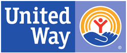 United Way Logo and link